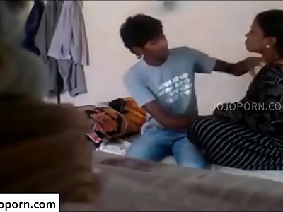 Young Indian Couple Fucking -- jojoporn.com